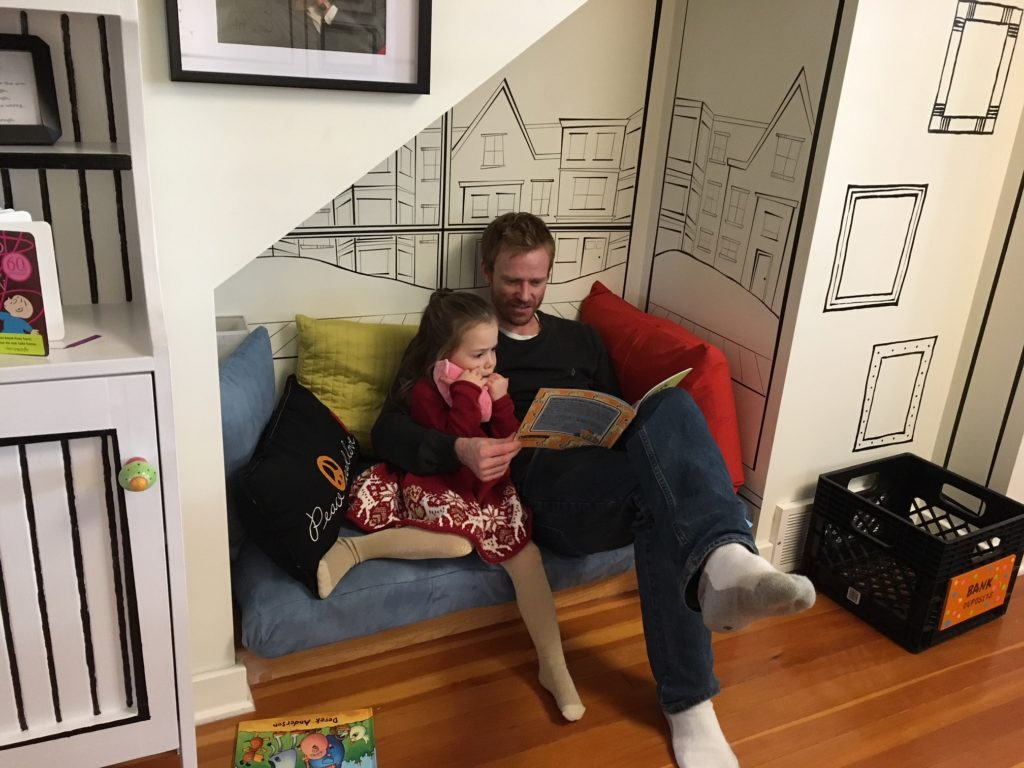 Calgary Reads: Reading in the Children's Reading Place