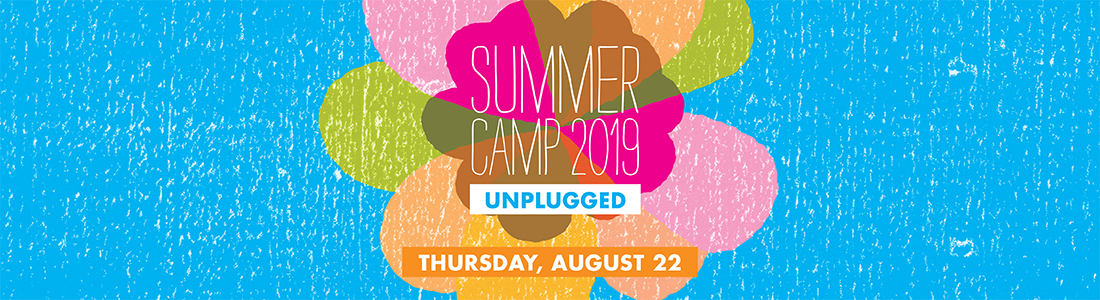 Calgary Reads is hosting Summer Camp 2019 - Unplugged this year on August 22.